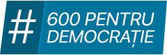 Logo #600 pentru Democratie